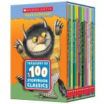 Scholastic 100 Storybook Classics on DVD