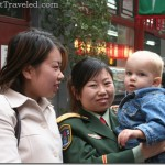 Pic Of The Day: Strangers In China