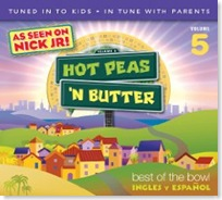 Hot Peas and Butter CD