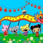 Kai-Lan's Great Trip To China