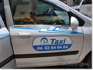 e-taxi Hanoi