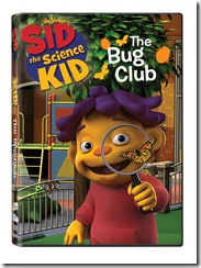 843501003770 Sid The  Bug Club DVD