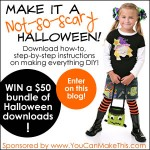 Crafty Halloween Giveaway