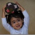 Wagamama Baby Blankie Ball