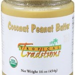 Tropical Traditions Organic Coconut Peanut Butter Giveaway