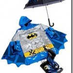 Batman Rain Gear!