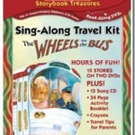 Wheels on the Bus Travel Kit