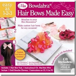 hairbows made easy