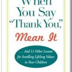 When You Say Thank You, Mean It book Giveaway