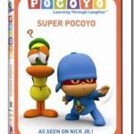 Super Pocoyo DVD Giveaway