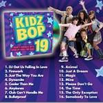 KIDZ Bop 19 List of Tracks