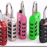 Wordlock Luggage Locks