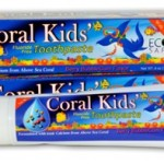Coral Kids EcoSafe Toothpaste