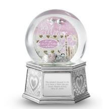Mother Water Globe Things Remembered Personalized Mothers Day Gifts Blessings Abound Mommy