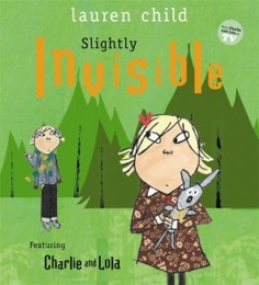 Charlie and lola slightly invisable child 273x300