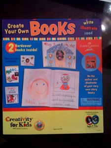 Create Your Own Book Kit