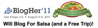 Will Blog For Salsa
