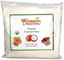 Organic coconut flour sm