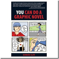 Graphic Novel Book