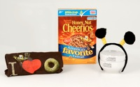 Honey Nut Cheerios prize pack