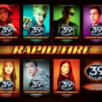 The 39 Clues: Rapid Fire (And #giveaway)