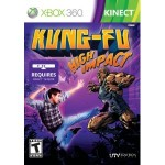 Kung-Fu High Impact for Kinect