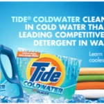 Tide Coldwater @SheSpeaking Review Program