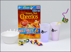 Big G Curvy Straws prizepack