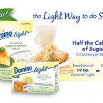 Light And Sweet! Low Calorie Domino Light Sugar @dominosugar