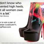 Win One Of Four Pairs of Christian Louboutins #NYFW #Giveaway