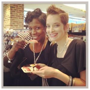 Sushi at Walgreens #WAGDC
