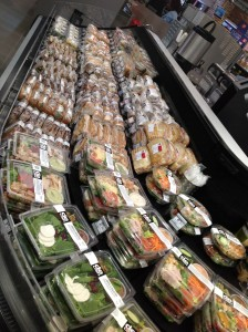 UpMarket Salads at Walgreens