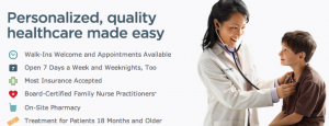 Take Care Clinic at Walgreens
