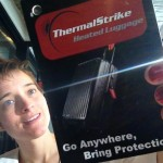 ThermalStrike Heated Luggage Strikes The Bed Bugs