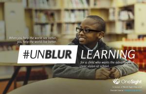 #UNBLUR