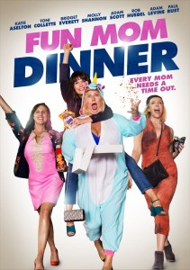 FUN MOM DINNER Key Art