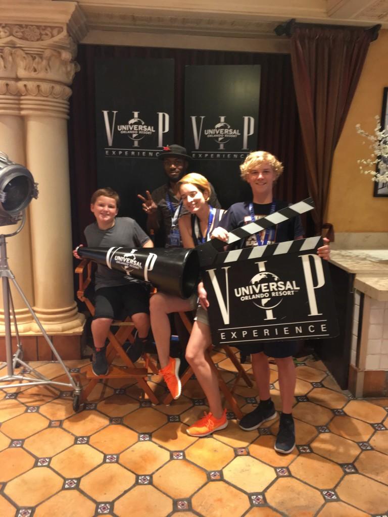 Universal Studios Orlando VIP Tour