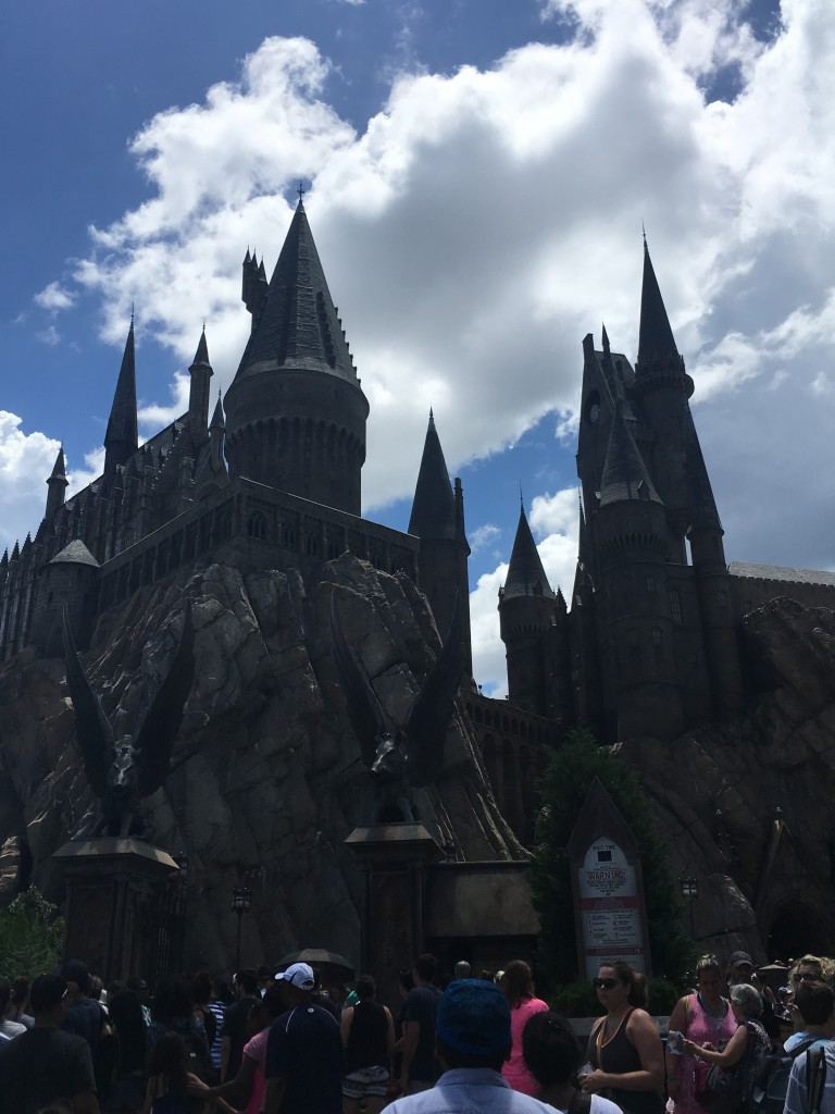 Harry Potter Magic at Universal Studios Orlando
