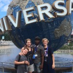 Our First Blended Family Vacation: #FamilyForward Universal Studios Orlando